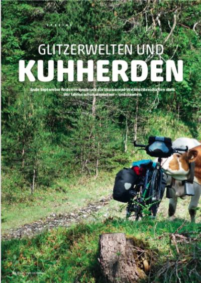 Mit dem Fahrrad von der Schweiz nach Innsbruck