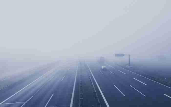 Auf der Autobahn verirrt - sesshaft statt ortsunabhängig