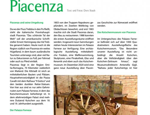 Im Kutschenmuseum von Piacenza